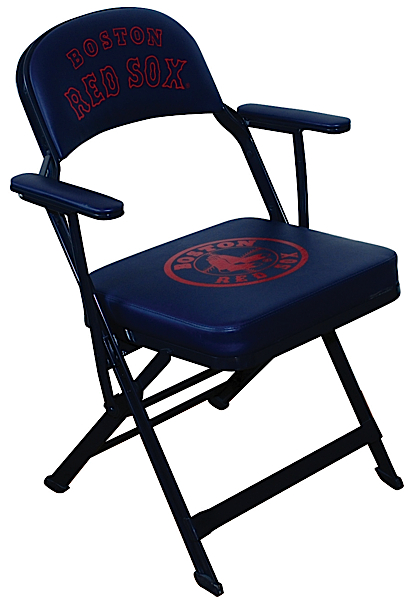 Lot Detail 2007 Kevin Youkilis Boston Red Sox Clubhouse Chair