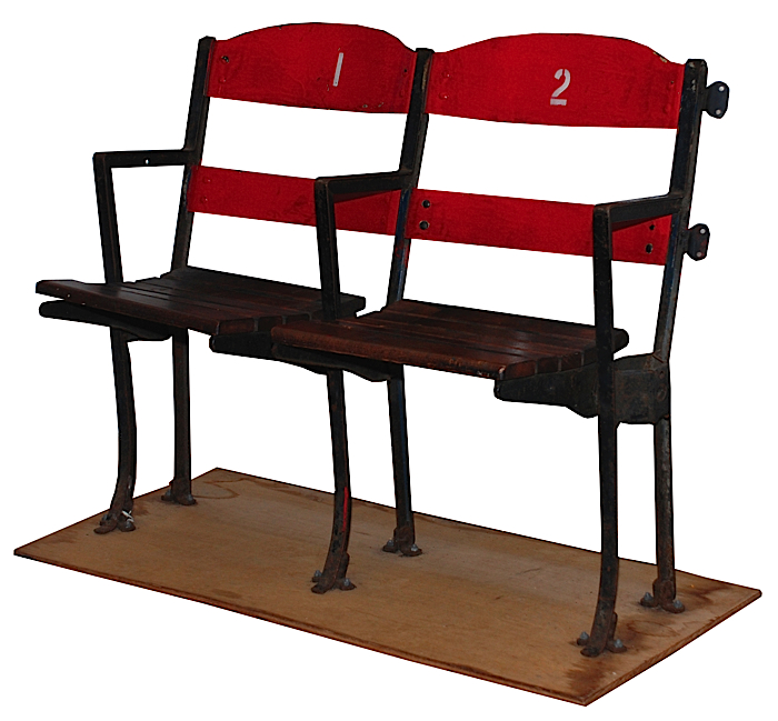 Old Boston Garden Seats Fasci