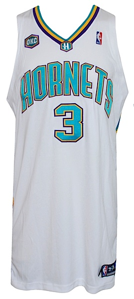8a00fca79 Lot Detail - 2005-2006 Chris Paul Rookie New Orleans OKC Hornets ...