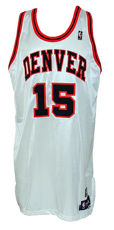 new concept c31ba 961de Lot Detail - 2006-2007 Carmelo Anthony Denver Nuggets (1967 ...