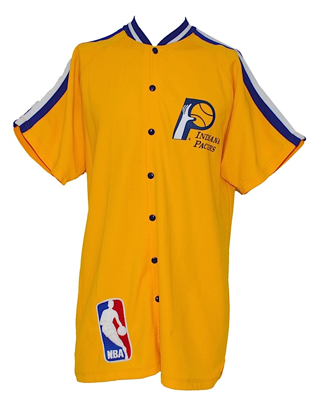 low priced 0be02 139a2 Lot Detail - Lot of Cleveland Cavaliers and Indiana Pacers ...
