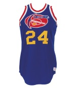 1975-1976 Bobby Jones Denver Nuggets ABA Game-Used Road Jersey