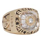 Calvin Murphy Hall of Fame Ring (Murphy LOA)