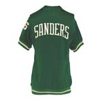 Circa 1967 Satch Sanders Boston Celtics Worn Shooting Shirt (Sanders LOA)