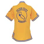 1972-73 Rick Barry Golden State Warriors Worn Warm-Up Jacket (Rare Style)
