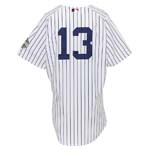 5/16/2009 Alex Rodriguez NY Yankees Game-Used & Autographed Home Jersey (A-Rod LOA) (JSA) (Photomatch to Walk Off HR - First HR at New Stadium) (Championship Season)