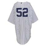 6/14/2011 CC Sabathia NY Yankees Game-Used Home Jersey (Yankees-Steiner LOA) (Photomatch)