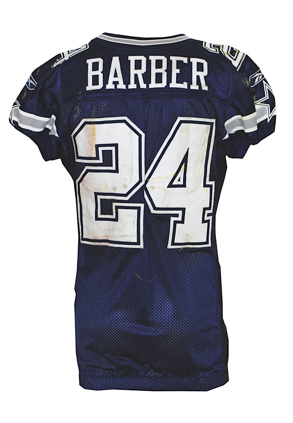 watch 2d676 ee11d Lot Detail - 11/16/2008 Marion Barber Dallas Cowboys Game ...