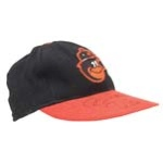Mid 1970s Brooks Robinson Baltimore Orioles Game-Used & Autographed Cap (JSA)