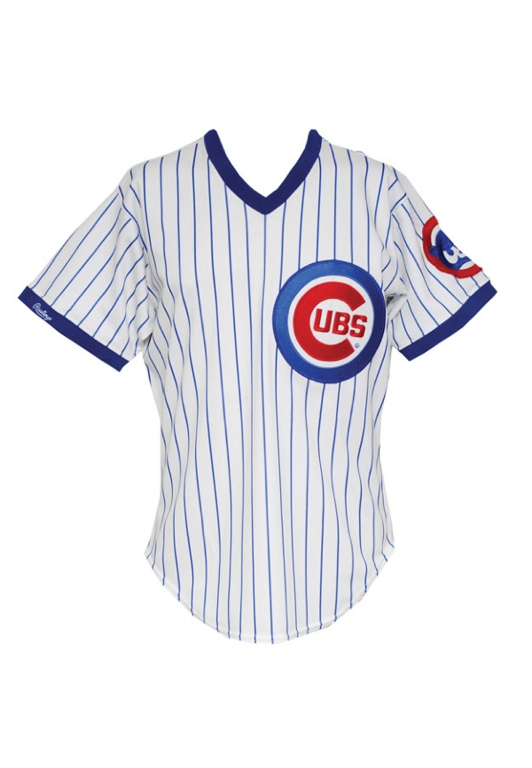 Lot Detail - 1987 Andre Dawson Chicago Cubs Game-Used Home Jersey c837c0cae