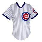 1987 Andre Dawson Chicago Cubs Game-Used Home Jersey