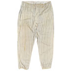 1950s Don Larsen NY Yankees Game-Used & Autographed Home Flannel Pants (JSA • Team Repairs)