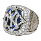 "2009 New York Yankees World Championship Ring (Mint ""A"" Ring • Coaches LOA)"