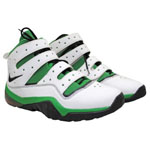 5/4/2009 Paul Pierce Boston Celtics Playoff Game-Used Sneakers (BBHoF LOA)