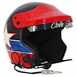 "1990 Tom Cruise (Cole Trickle) ""Days Of Thunder"" Screen-Worn Racing Helmet (Videomatch • Lelands Documentation)"