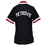 1989-90 Dražen Petrovic Rookie Portland Trail Blazers Worn Shooting Shirt & Warm-Up Pants (2)