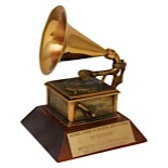 "1972 National Academy of Recording Arts & Sciences ""Grammy"" Award Presented to The Temptations for ""Papa Was a Rolling Stone"""