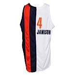 2005-06 Antawn Jamison Washington Wizards Game-Used (1972-73 Bullets) Throwback Home Jersey