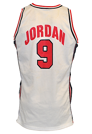 d097a316cf1807 Lot Detail - 1992 Michael Jordan USA Olympics