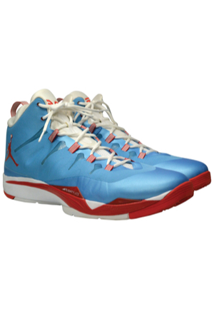 2014-15 Blake Griffin Los Angeles Clippers Game-Used Sneakers