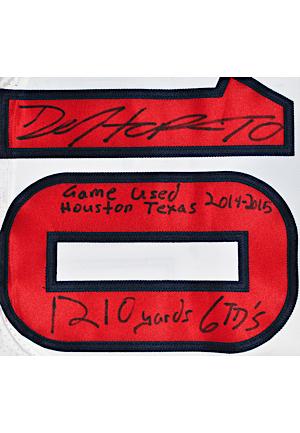 ac964977f62 Lot Detail - 2014 DeAndre Hopkins Houston Texans Game-Used ...