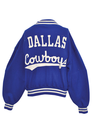 Late 1970s Dallas Cowboys Player-Worn Sideline Jacket