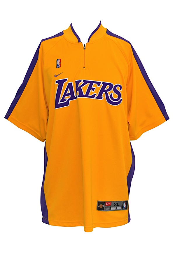 f44444807197 Lot Detail - 1997-2006 Los Angeles Lakers Player-Worn Home   Road ...