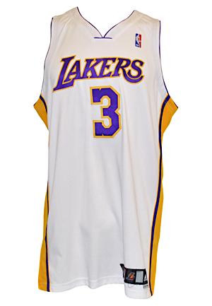 6da4d38af1ff Lot Detail - 2008-09 Trevor Ariza Los Angeles Lakers Game-Used ...