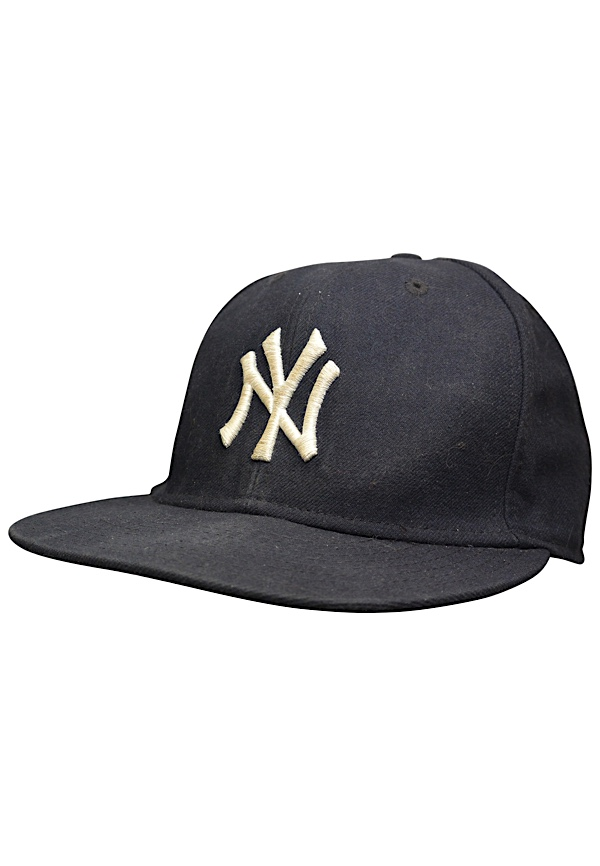 520f5097c1fea Lot Detail - 2009 Mariano Rivera New York Yankees Game-Used Cap (New ...