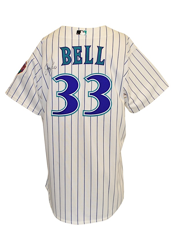 Image result for arizona diamondbacks jay bell jersey