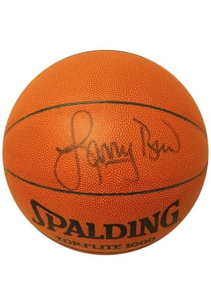 Larry Bird Single-Signed Team USA Basketball (JSA)