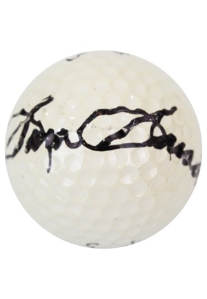 Sam Snead Single-Signed Titleist Golf Ball (Full JSA • Rare)