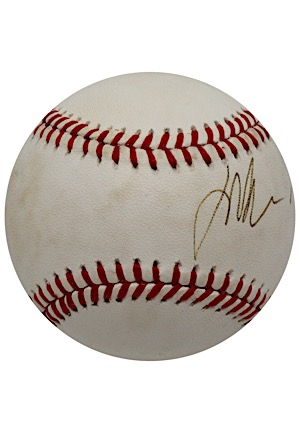 John Cusack Single-Signed ONL Baseball (JSA • PSA/DNA)