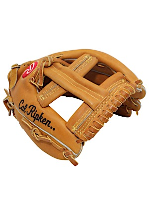 Cal Ripken Jr. Baltimore Orioles Player Model Glove