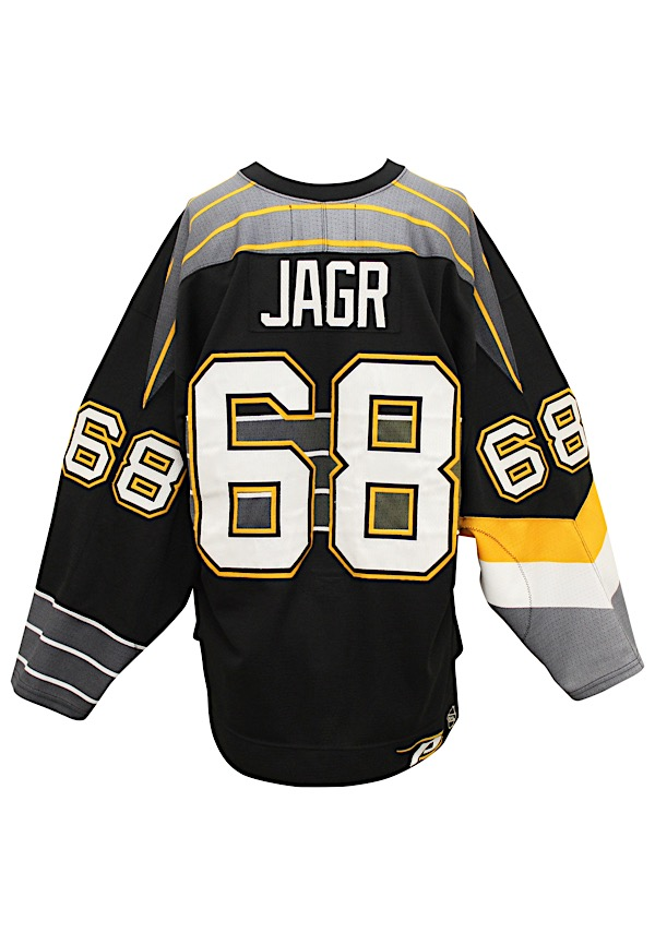 wholesale dealer ac4ab 111f8 Lot Detail - 2000 Jaromir Jagr Pittsburgh Penguins Game-Used ...