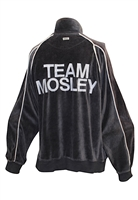 """Sugar"" Shane Mosley Fight-Worn Everlast Cornerman Jackets (2)"