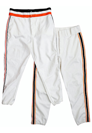 Willie McCovey San Francisco Giants Game-Used Pants (2)