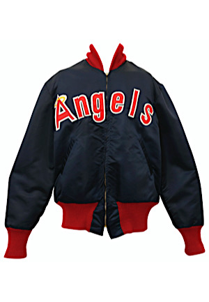1970s Gene Autry California Angels Personal Owners Jacket