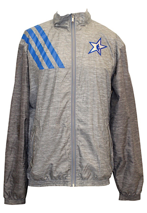 2012 Derrick Rose NBA All-Star Game Eastern Conference Player-Worn Warm-Up Jacket