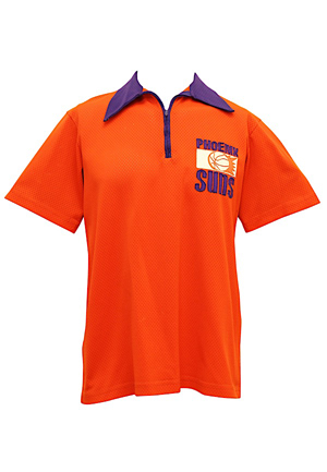 1970s Phoenix Suns Trainers Warm-Up Shirt