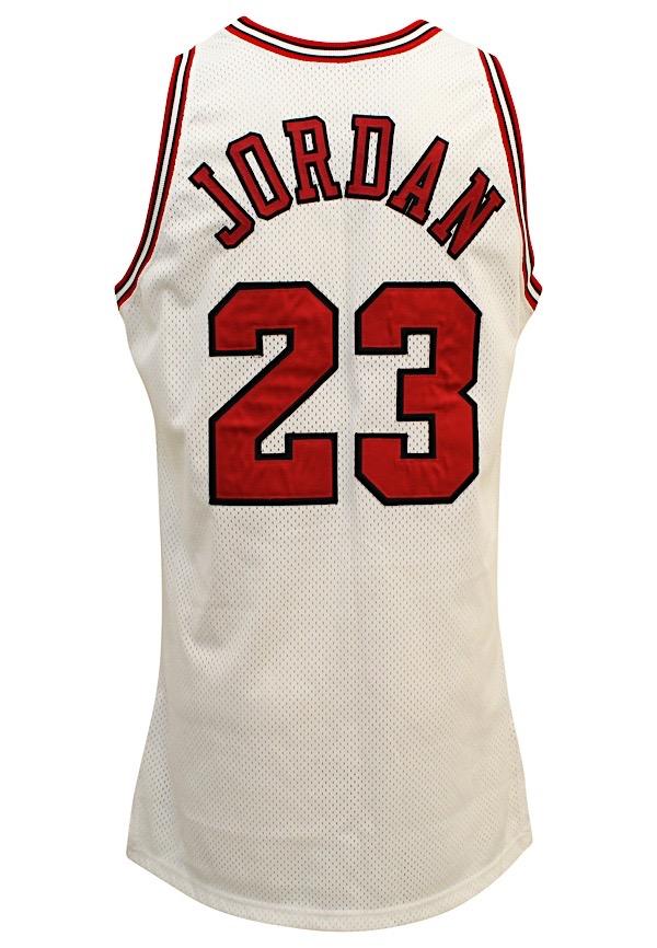 best service ab100 b8e84 Lot Detail - 1996-97 Michael Jordan Chicago Bulls All-Star ...