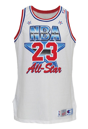 99dd65f82ec ... Basketball Hall of Fame Induction Auction were originally obtained at  the NBA charity auction following the 1991All-Star Game in Charlotte, ...